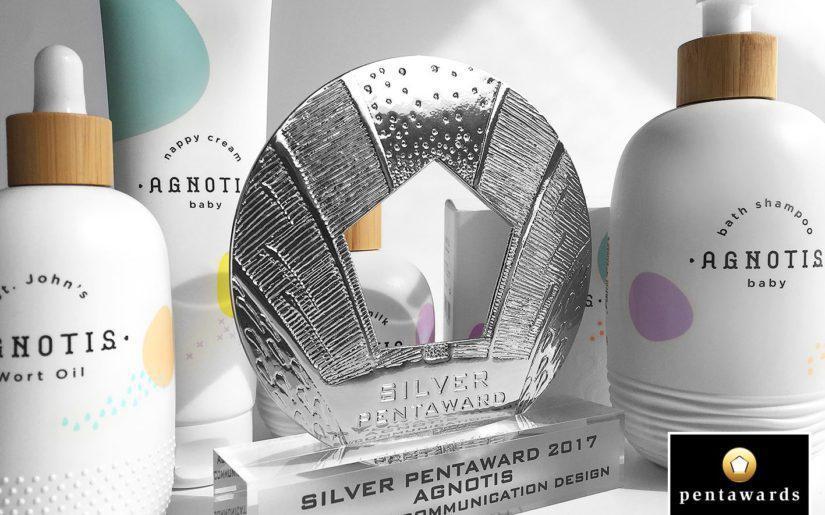 Παγκόσμιο Βραβείο Καλλυντικά Agnotis