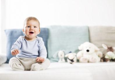 Δείτε τρόπους για το πως να παίξετε με το νεογέννητο μωρό σας